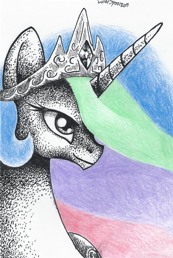 Celestial Ink by LunarSpoon