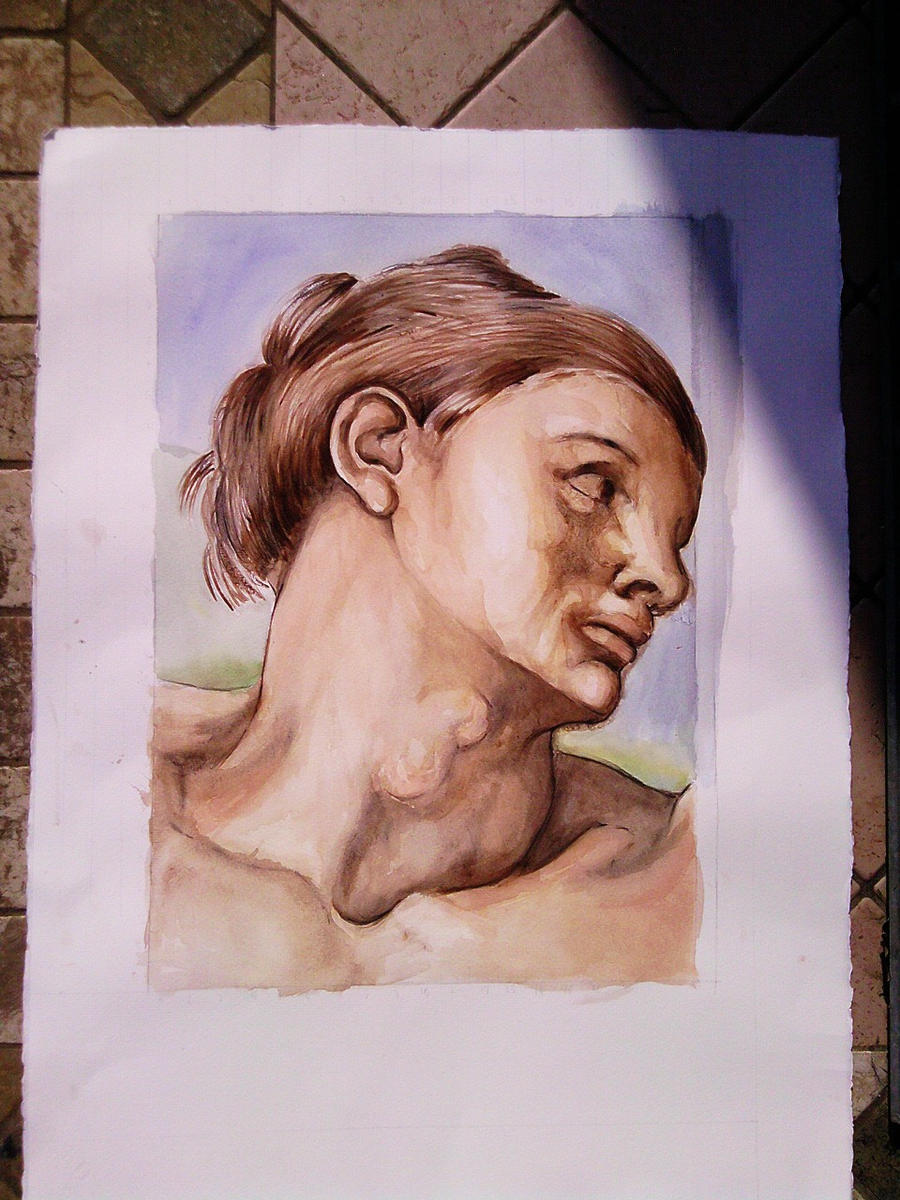 Creazione di Adamo Michelangelo - Adamo by Namuzza94