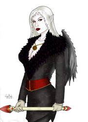 Rosamund by diegobastet update