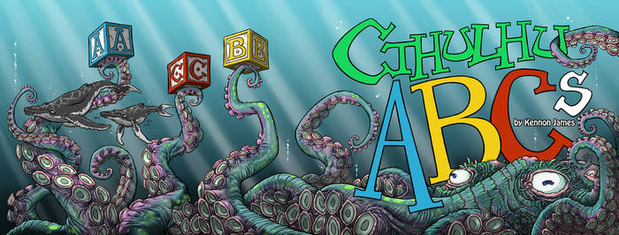 Cthulhu ABCs cover