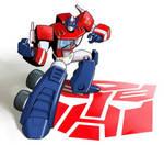 Toony Optimus