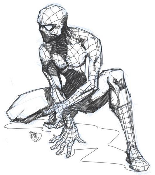 Spider-man 0330 by EJ-Su