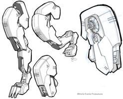 Voltron 2011 Concept Study 001