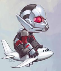 Ant Man by EJ-Su