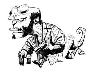 Daily Sketch 0026 by EJ-Su