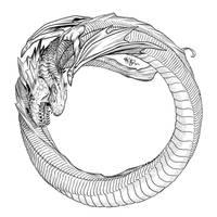 Inktober Day 1 - Ring