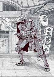 Samurai Cyclonus