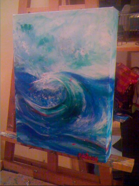 rasta-oceano by Melilysa