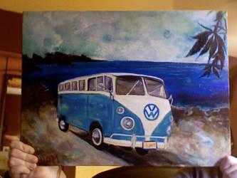 VW heart by Melilysa