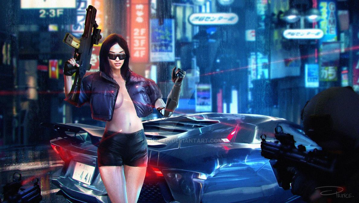 Knight Club 2055 by PRINCEXD