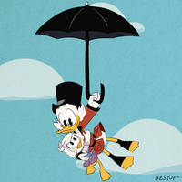 Scroogey McPoppins by irestuff