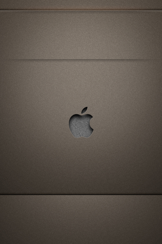 iphone 4s lock screen repapllaw brown by steelhar