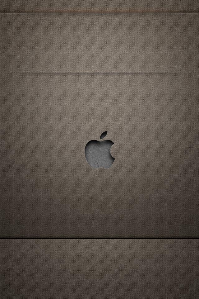 iphone 4s lock screen repapllaw brown by steelhar on ...