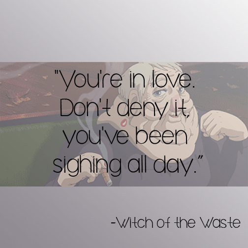 Howl's Moving Castle Quote #3 By Bellarose06 On DeviantArt