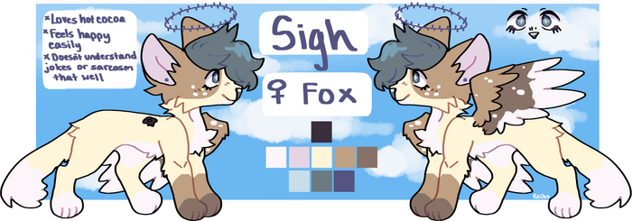 2019-2020 Sigh Reference Sheet