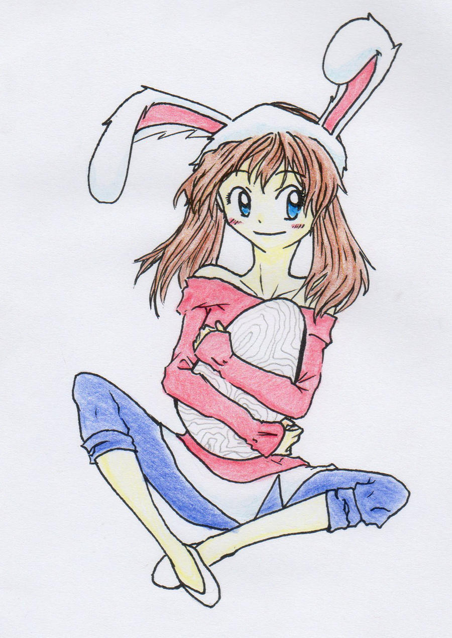 PG: Easter Contest '11 entry by mizu44contestshipper