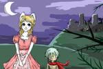 Princess and her bodyguard