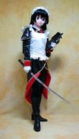 Kigurumi-cosplay: KONOE Tsurug