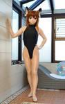 Black swim-suit 05
