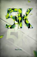 5K by DesignPhilled