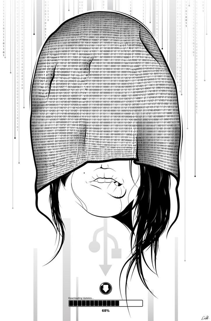 Digital Veil by DesignPhilled