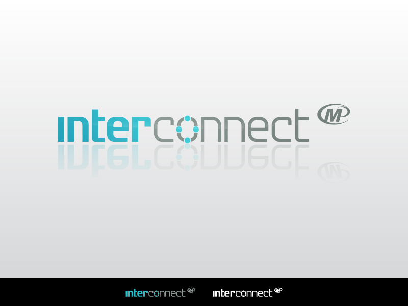 Interconnect MMP Logo by DesignPhilled