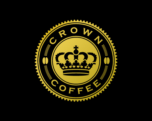 Crown Coffee by DesignPhilled