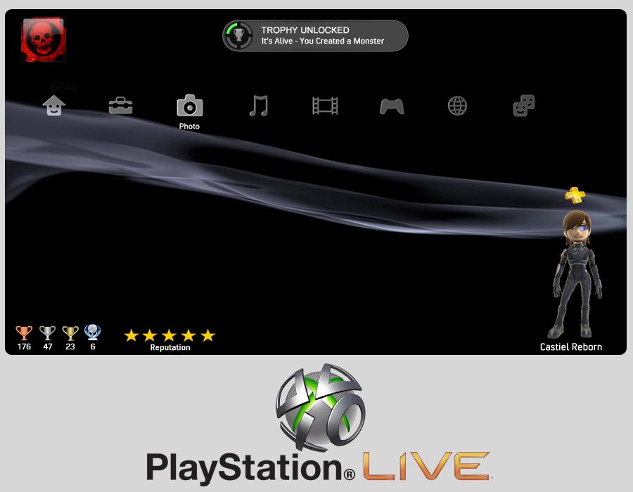playstation live