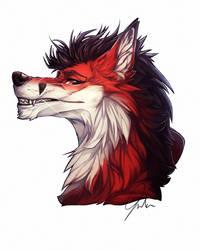 Bonus fox by Yukitashi