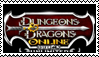 Dungeon and Dragons Online stamp