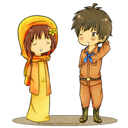 AT with Syoa-Kun