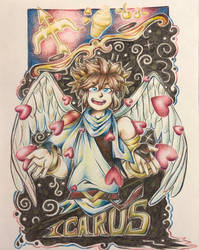 Kid Icarus by calmbigdipper