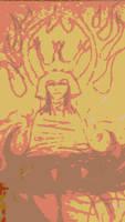 Fire Priestess by Not-So-Valiant