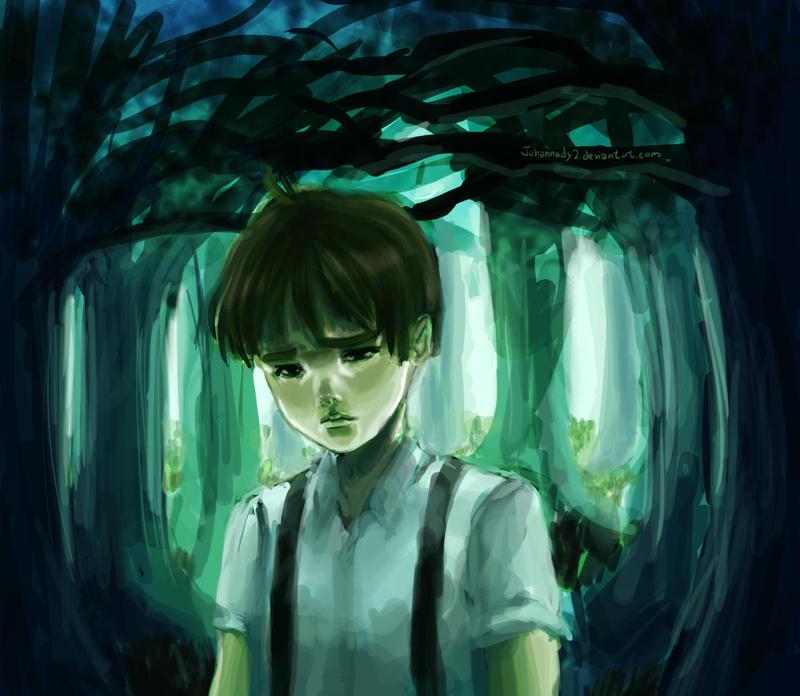 Sad Boy By Johannady2 On DeviantArt