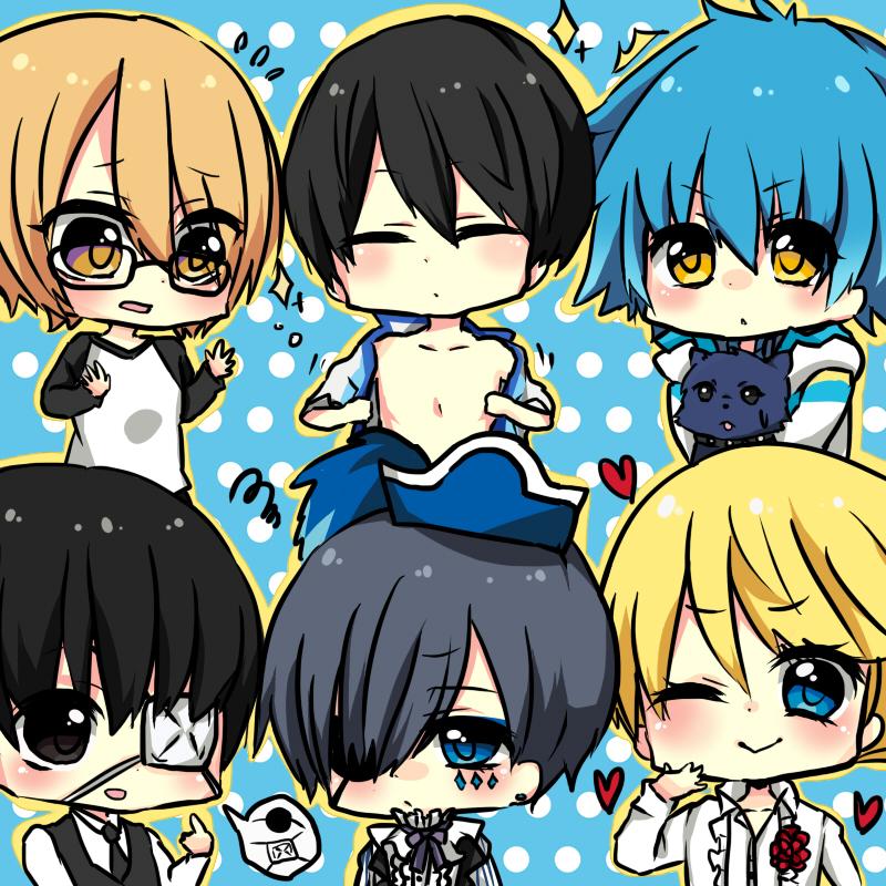 Anime 2014: Summer Anime 2014 By Sunnymelodyy On DeviantArt