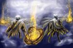Ezekiel saw the wheeeeel 2.0