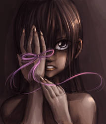 pink ribbon by Warlord-of-Noodles