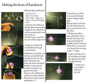 Making the Heart of Kandracar