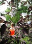 Sekhmet/Nazza Charm Necklace