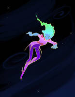 Space Faerie? by Warlord-of-Noodles