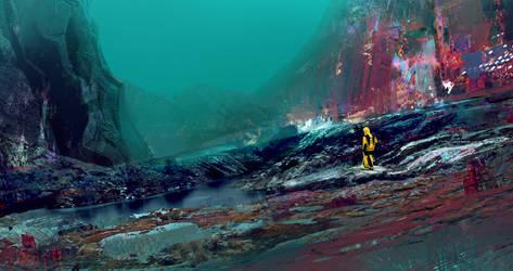 Yellow jacket by Pati-Velux