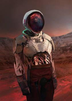 Astronaut by Pati-Velux