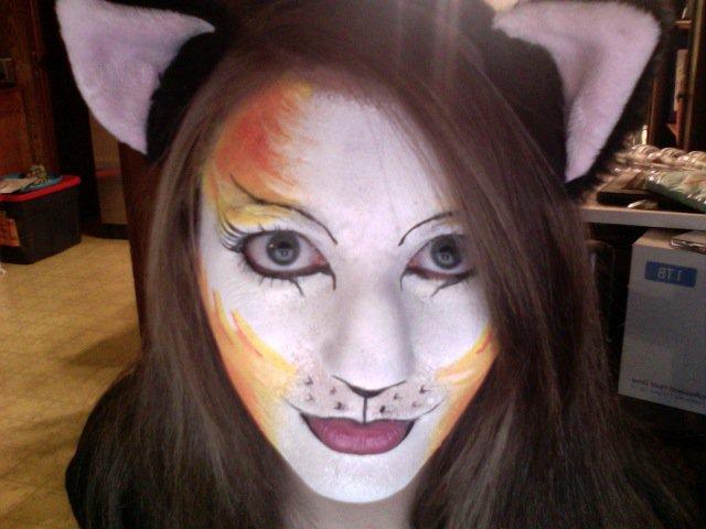 Cats Makeup Cats Musical