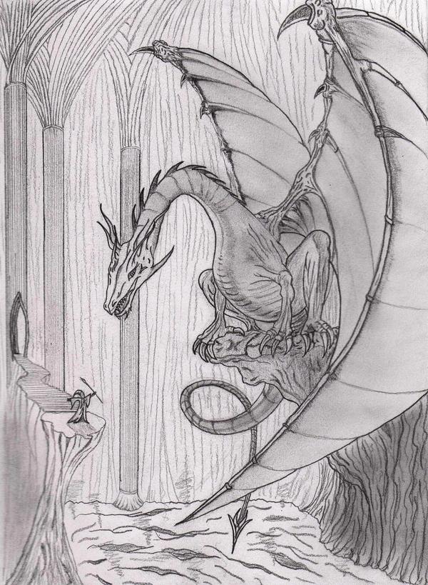 Dragon by ShonnaKay