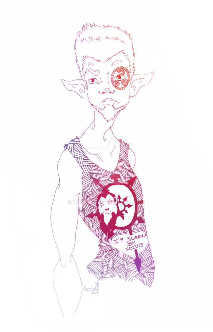 Triskel by Louvive