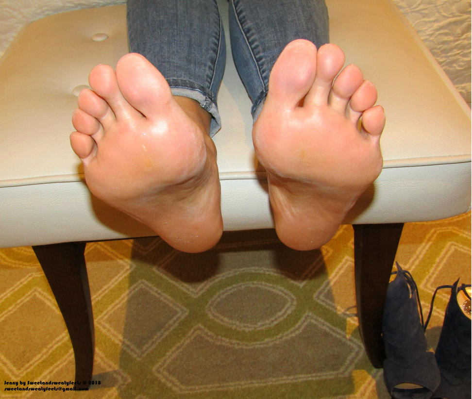 Jenny's Soles a Must for Foot Sole Lovers by JennyFeet84