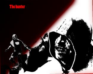 Hunter Poster by DJ-Shrike