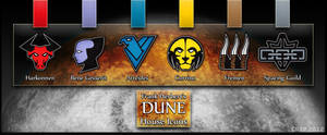 Dune - House Icons by chop