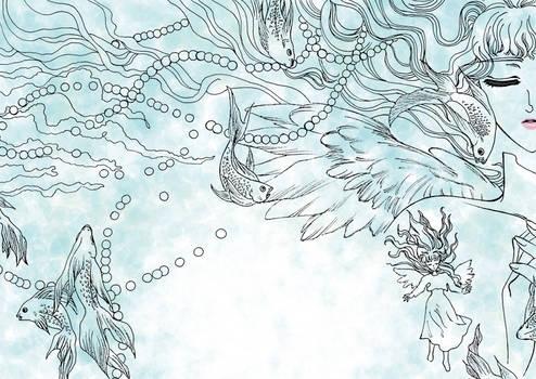 Dreams under the sea