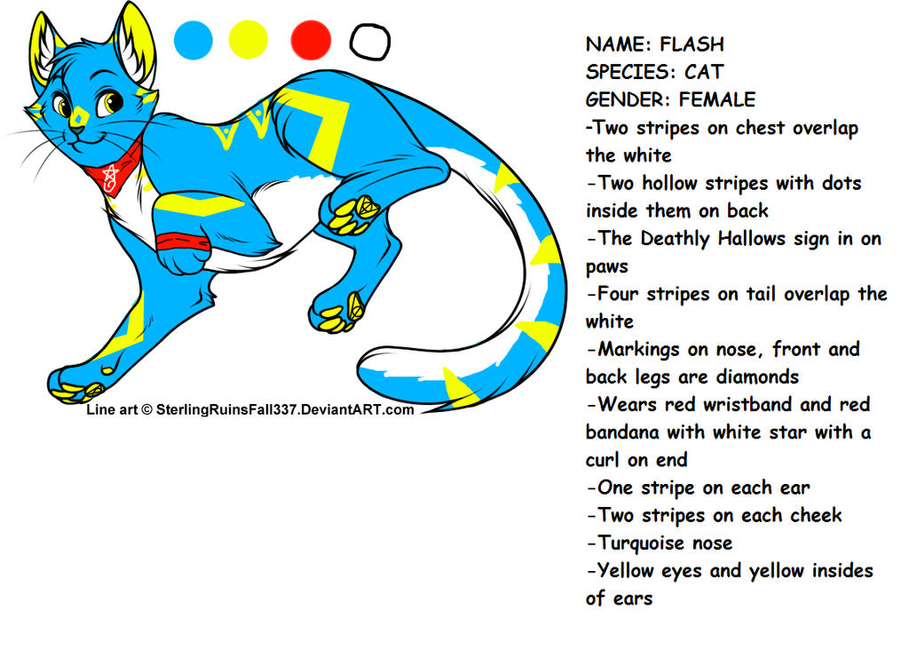 Flash ref by AutumLeavesofFall